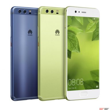 $60 OFF Coupon (Code: MH1539) for Huawei P10 Plus Smartphones 6GB/64GB from Focalprice