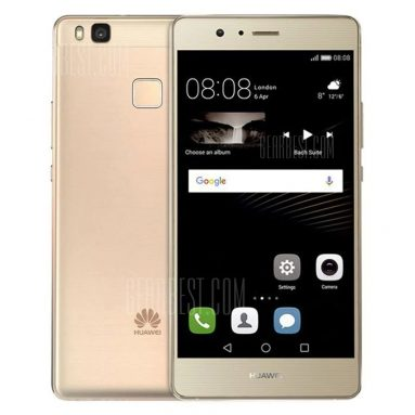 $154 flashsale for Huawei P9 Lite ( VNS – L31 ) 4G Smartphone Global Version  –  GOLDEN from GearBest