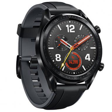 € Huawei WATCH GT Spor Sürümü için kuponlu 153 1.39 ′ AMOLED Kalp Hızı Uyku Raporu 5ATM GPS / GLONASS 15GÜNÜ BANGGOOD'dan Pil Ömrü Akıllı İzle