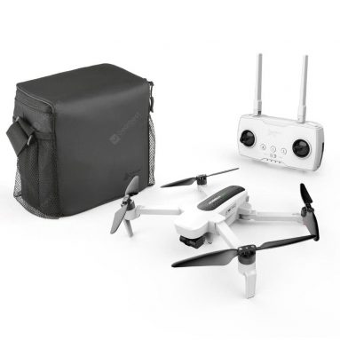 €227 with coupon for Hubsan H117S Zino GPS 5G WiFi 1KM FPV with 4K UHD Camera 3-Axis Gimbal RC Drone Quadcopter RTF – Two Batteries With Storage Bag from BANGGOOD