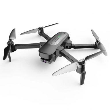 € € với phiếu giảm giá cho Hubsan H234S Zino GPS 117G WiFi 5KM FPV với Camera 1K UHD Máy quay 4 trục Gimbal RC Drone Drone RTF - Đen với túi lưu trữ Hai pin EU ES WAREHOUSE từ BANGGOOD