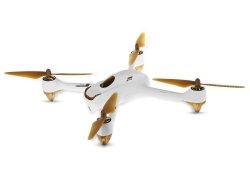 $159 with coupon for Hubsan H501S X4 Brushless Drone  –  WHITE + GOLDEN EU PLUG  COLORMIX from GearBest
