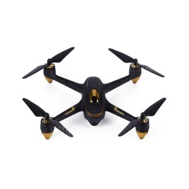 $228 with coupon for Hubsan H501S X4 Brushless Drone – Advanced Version – EU PLUG  BLACK