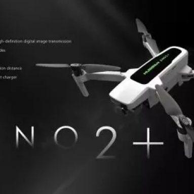 274 € z kuponem na Hubsan Zino 2+ Plus GPS Najnowsza Syncleas 9KM FPV z kamerą 4K 60fps 3-osiowy gimbal 35 minut Czas lotu RC Drone Quadcopter RTF – bez torby do przechowywania Jedna bateria z magazynu EU ES BANGGOOD