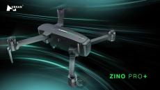 """€ 268 עם קופון ל- Hubsan Zino PRO + Plus GPS 5G WiFi 8KM FPV עם 4K 30fps UHD מצלמה 3-ציר Gimbal 43 דקות זמן טיסה RC מזל""""ט Quadcopter RTF - ללא תיק אחסון סוללה אחת ממחסן האיחוד האירופי CZ BANGGOOD"""