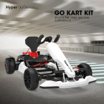 €464 with coupon for Hyper GoGo GO KART Kit Compatible With All Hoverboard Accessory – Red from EU warehouse GEEKBUYING