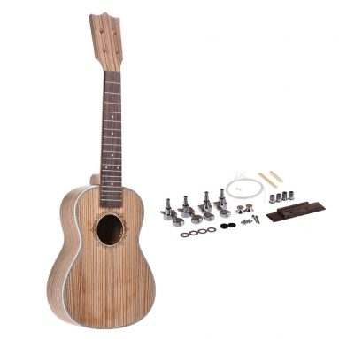 42% OFF 26in Tenor Ukelele Ukulele Hawaii Guitar DIY Kit,limited offer $25.99 from TOMTOP Technology Co., Ltd