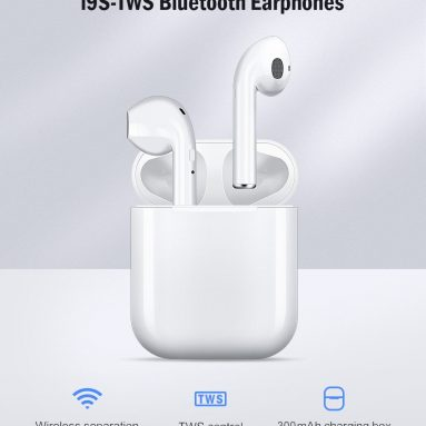 $11 with coupon for I9S TWS Mini Bluetooth 5.0 Earphones from GEARVITA