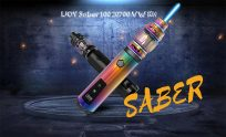 $52 with coupon for IJOY Saber 100 20700 VW Kit – BLACK from GearBest