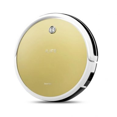 $209 with coupon for ILIFE X432 Intelligent Robot Vacuum Cleaner(450ML High Capacity) from TOMTOP