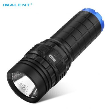 $59 with coupon for IMALENT DN70 Rechargeable Torch Black from GearBest
