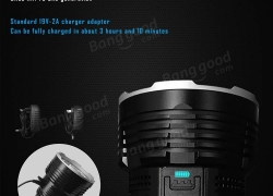 €189 with coupon for IMALENT DX80  32000LM Super-Bright Outdooor from BANGGOOD