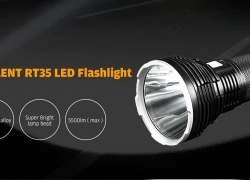 €102 with coupon for IMALENT RT70 Super Bright USB Magnetic Charging LED Flashlight from GearBest