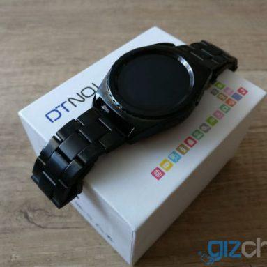 No.1 G4 Smartwatch review – creeping evolution or a step backwards ?