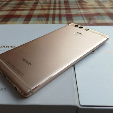 Huawei P9 הופעות ראשוניות!