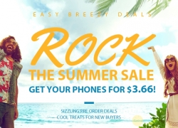 GearBest ROCK THE SUMMER SALE Up to 70% OFF • COCONUT Game • COOL Add-Ons