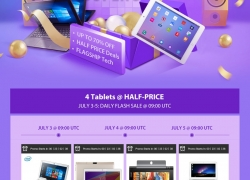 The 2017 Best Tablet PC Flash Sale from $59.99 – GearBest.com