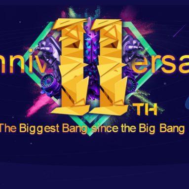 バングッドの誕生日パーティー今すぐ:ビッグバンは最大90%オフ!