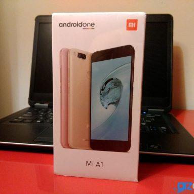 Đánh giá Xiaomi Mi A1: tốt nhất của hai thế giới?