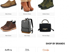 35% off Bags & Shoes Category at GearBest.com