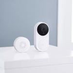 € 40 avec coupon pour IMILAB D1 1080P WiFi Smart Video Doorbell AI Identification de visage Détection de mouvement Interphone sans fil Caméra infrarouge Vision nocturne Sonnette Smart Control Fonctionne avec l'application Xiaomi Mijia de BANGGOOD