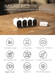 €63 with coupon for [Global Version] IMILAB EC2 Xiaobai Battery Version Smart IP Camera 1080P 8 LED IP66 Waterproof Outdoor Wireless Monitor CCTV From Xiaomi Eco-System – 2 x Camera from BANGGOOD