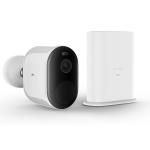 91 € z kuponem na wersję globalną IMILAB EC4 4MP Zewnętrzna kamera IP Bezprzewodowa bramka kamery IP66 Night Vision CCTV Viedo Kamera nadzoru - brama + 1 * kamera firmy BANGGOOD
