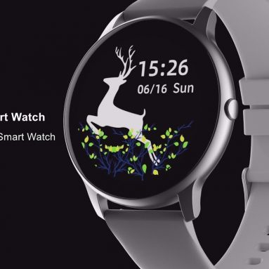€25 with coupon for IMILAB KW66 Smart Watch from EU warehouse ALIEXPRESS
