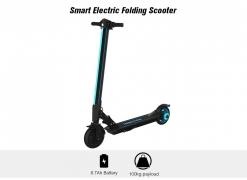 $ 499 med kupong för INMOTION L8F Mini Folding Electric Cykel Smart Cykel från GearBest