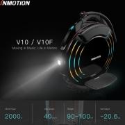$ 799 mit Gutschein für INMOTION V10 Elektrisches Einrad Balance Auto von GearBest