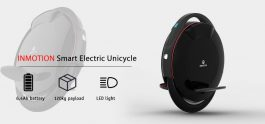 €630 with coupon for INMOTION V8 Outdoor 6.4Ah Battery Electric Balance Unicycle from GearBest