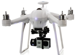 $289 with coupon for Ideafly Mars – 350 RC Quadcopter – WHITE from GearBest