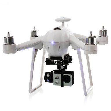 $ 289 với phiếu giảm giá cho Ideafly Mars - 350 RC Quadcopter - TRẮNG từ GearBest