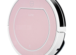 $148 with coupon for Ilife V7s Plus Smart Robotic Vacuum Cleaner  –  ROSE GOLD EU warehouse from GearBest