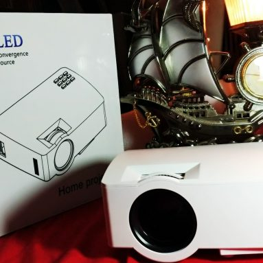 (Review) Alfawise A8 Projector a $70 Projector Comes With 1GB RAM & 8GB ROM+Android 6.0 OS