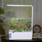 €38 with coupon for Intelligent Desk LED Lamp Hydroponic Herb Indoor Garden Kit Multi-Function Flower Vegetable Plant Growth Light from EU CZ warehouse BANGGOOD