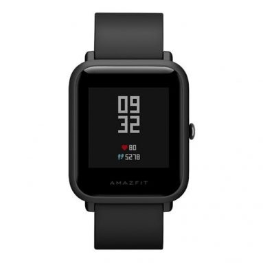 $52 with coupon for Huami Amazfit Bip Smartwatch Bluetooth 4.0 Global Version from GEARVITA