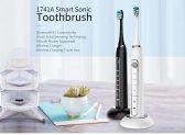 € 27 J-Stylelife के लिए कूपन के साथ 1741A स्मार्ट ब्लूटूथ सोनिक इलेक्ट्रिक टूथब्रश - सबसे सुंदर से सफेद