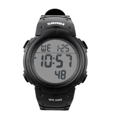 69% OFF Skmei 1068 LED Đồng hồ kỹ thuật số quân đội, giới hạn cung cấp $ 4.99 từ TOMTOP Technology Co., Ltd