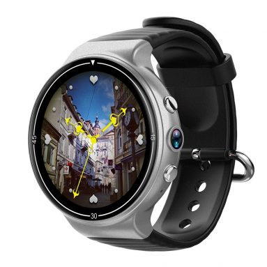$26 OFF IQI I8 4G Smart Watch,free shipping $113.99(Code:IQI26) from TOMTOP Technology Co., Ltd
