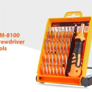 $ 6 với phiếu giảm giá cho JAKEMY JM-8100 32 trong Công cụ sửa chữa tuốc nơ vít 1 được đặt từ GearBest
