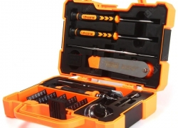 $22 with coupon for JAKEMY JM-8139 45 in 1 Screwdriver Repair Tool Set from GearBest