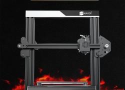 $189 with coupon for JGAURORA 3D Printer Magic DIY 3D Printer Kit – Black EU Plug from GearBest