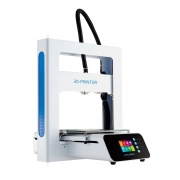 €263 with coupon for JGAURORA A3S Full-metal Frame LCD Touch Screen DIY 3D Printer from TOMTOP