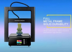 $299 with coupon for JGAURORA A5S Updated 3D Printer with Large Printing Area – NIGHT EU PLUG from Gearbest