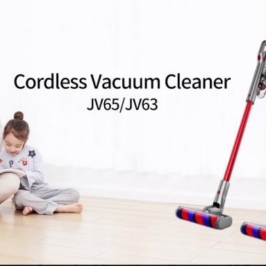€128 with coupon for JIMMY JV63 Handheld Cordless Portable Vacuum Cleaner from EU CZ Warehouse BANGGOOD