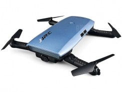 $32 with coupon for JJRC H47 ELFIE+ Foldable RC Pocket Selfie Drone – RTF from GearBest