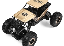 $27 with coupon for JJRC Q50 1:18 RC Off-road Car – RTR  – GOLDEN	from GearBest