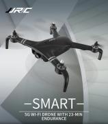€ 126 cu cupon pentru JJRC X7 Double GPS 5G WiFi 1080P FPV RC Drone - RTF - BLACK ONE BATERIE de la GearBest
