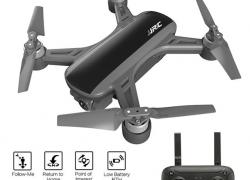€ 148 dengan kupon untuk JJRC X9 Heron GPS 5G WiFi FPV dengan Kamera 1080P Pemosisian Aliran Optik RC Drone Quadcopter RTF - Putih Satu Baterai dari BANGGOOD